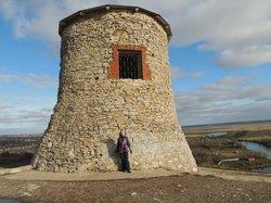 Elabuzhskoe Chertovo Hill Fort