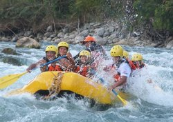 Lunahuana Rafting Peru