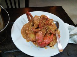 The Red Crab, Alimango House, Eastwood Libis, Q.C.
