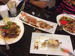 Hayashi Japanese Steakhouse