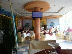 Fantasy Star Restaurant