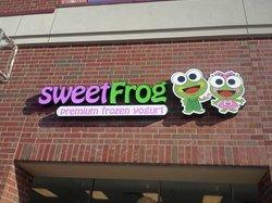 Sweet Frog Yogurt
