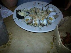 clams linguine