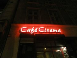 Cafe Cinema