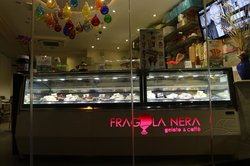 gelateria Fragola Nera