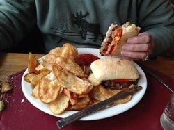 'PJ's Burger Barn