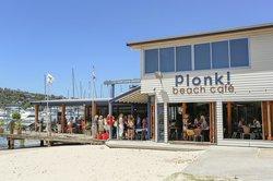 Plonk Beach Cafe