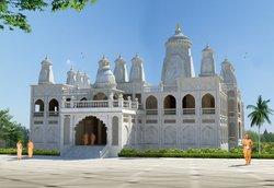 ISKCON Raipur, Sri Sri Radha Rasbihari Temple