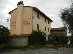 The Restaurant Osteria Vecchio Olivo