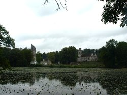 Lac de Pierrefonds