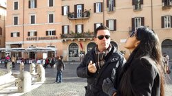 Touring in Rome
