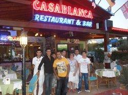 Casablanca Restaurant Gumbet