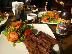 Comida Argentina al Paso Rincon Criollo