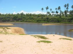 Barra do Cahy Beach
