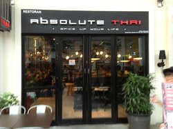 Restoran Absolute Thai