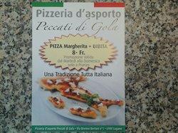 Pizzeria D'asporto Peccati di Gola
