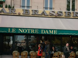 Cafe Notre Dame
