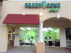 Green Cone Cafe