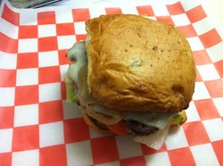 Chuck's Sandwich Shop