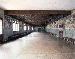 Sala dei Battuti del Duomo di Conegliano
