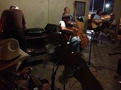 Bluegrass jam at Bee Ridge Park