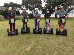 MagicBroomstick (Segway) Tours
