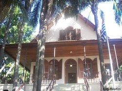 Osasco Dimitri Sensaud de Lavuad Municipal Museum