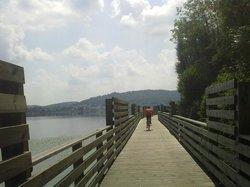 Pista Ciclopedonale del lago di Comabbio