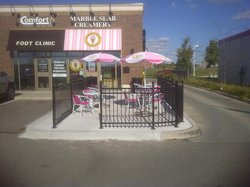 Marble Slab Creamery Kitchener