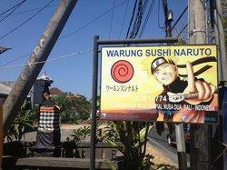 Warung Sushi Naruto