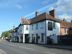The White Hart at Hook