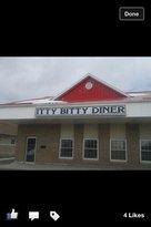 Itty Bitty Diner