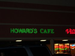 Howard's Cafe