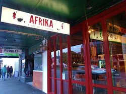 Afrika Restaurant and Bar