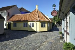 Hans Christian Andersen Birthplace