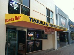 Tequilla Sunrise Sports Bar