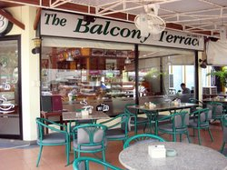 The Balcony Restaurant and Bakery