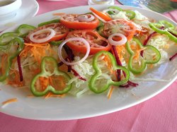 Mourouk Ebony Hotel Beach Restaurant