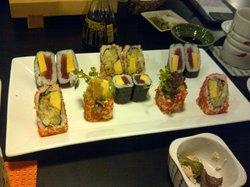 The Sushi Bar 6