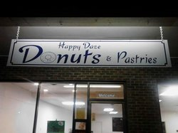 Happy Daze Donuts & Pastries