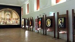 Una Mostra impossibile: Leonardo, Raffaello e Caravaggio