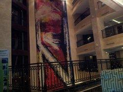 Лобби отеля (2 этаж)