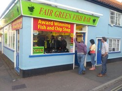Fairgreen Fish Bar