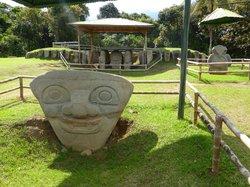 San Agustin Archaeological Park