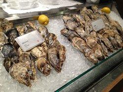 Oyster Bar & Restaurant Osteria, Ebisu