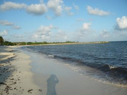 Playa y más playa