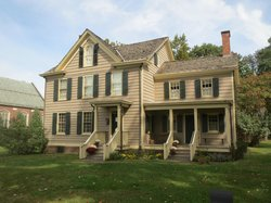 The Grover Cleveland Birthplace