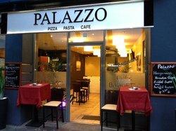 Palazzo Pizza Pasta Cafe