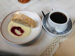 Strudel & coffee
