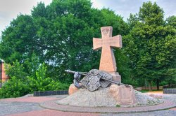 Fallen Ukrainian Cossacks' Monument